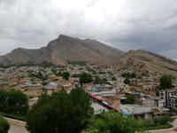 Blick auf Khoramabad