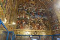 Isfahan, Dscholfa-Viertel, in der Vank-Kirche