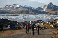 Tasiilaq - Grönland