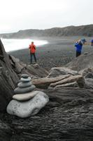 Küstenwanderung Snaefellsness-Halbinsel