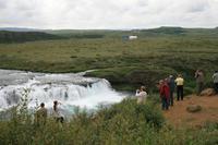 Flaxa-Wasserfall