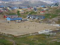 Fußballtunier der Siedlungen Östgrönlands in Tasilaq