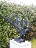 Asmundur Sveinsson schuf viele verschiedene Skulpturen.