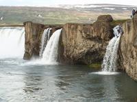 Wasserfall Godafoss