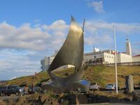 283 Island -  Halbinsel Snaefellsnes -Stykkisholmur - Hafen