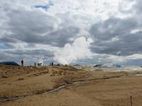 621 Island -Hochtemperaturgebiet Namafjall Hverir