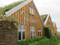 681 Island - Mödrudalur - der höchstgelgene Bauernhof Islands