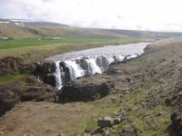Kleiner Abstecher auf der Fahrt nach Akureyri