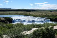 Der Wasserfall Faxi