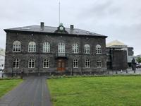 Das Parlament von Reykjavik
