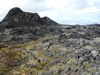Wanderung auf den Vulkan Krafla