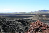 Wanderung zum Vulkan Leirhnjúkur