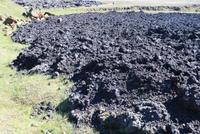gewaltige Lavafelder