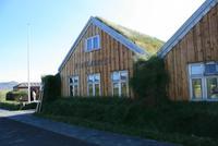 am höchstgelegenen Bauernhof in Möðrudalur