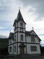 Kirche von Husavik
