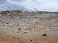 Geothermalgebiet Krýsuvík,