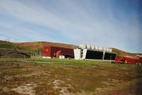 Geothermikkraftwerk am Krafla