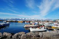 Hafen von Husavik