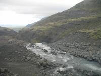 Gletscherauffahrt am Vatnajökull