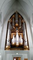 Hallgrimmskirche in Reykjavik