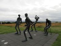Band Sculpture (Perlan)