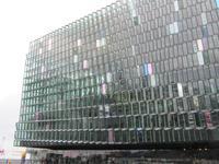 Die Konzerthalle