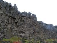 In der Altmännerschlucht im Thingvellir National Park