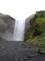 Skogar Wasserfall