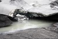 Sólheimajökull-Gletscher