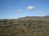 95 Lava-Landschaft