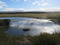 007_Schafsberge mit Wasserfall