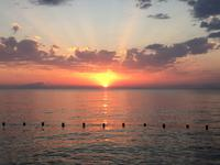 Sonnenuntergang in Sorrento (3)