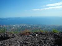 Blick über Neapel