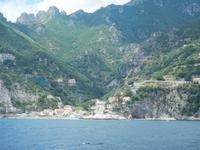 Küste nach Salerno
