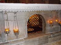 In der Kathedrale von Bari