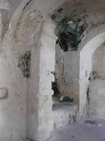 Alte Basilika in Matera