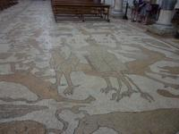 09.09.2013 Otranto, Mosaik in der Kathedrale