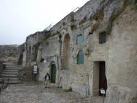 12.09.2013 Matera, Höhlenwohnung
