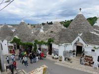 Stadt der Trullis – Alberobello