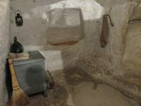 In der Höhlenwohnung – Sasso Caveoso