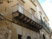 Balkon in Lecce