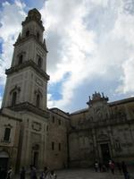 die Kathedrale in Lecce