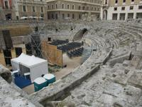 römisches Amphitheater in Lecce