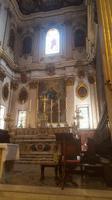 Kathedrale in Lecce von innen