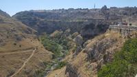 Höhlensiedlungen Matera