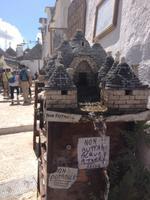 Im Trullidorf von Alberobello