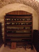 in der Enoteka Semeraro sind wir zur Weinverkostung eingeladen