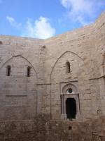 im Castel di Monte