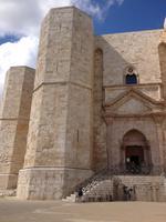 Spaziergang um das Castel di Monte
