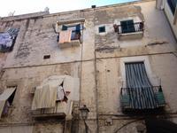 beim Stadtspaziergang durch Bari